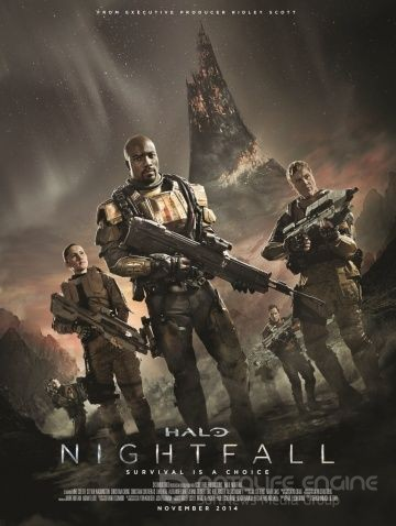 Halo: Сумерки / Halo: Nightfall (2014)